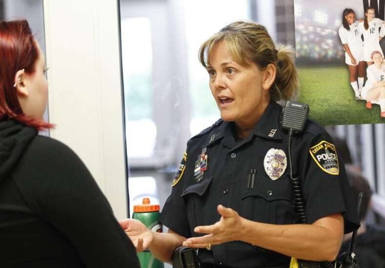 School resource officers try to educate and prevent social media fallout before it results in arrests