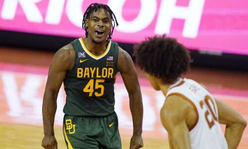 Iowa State men's basketball faces No. 2 Baylor in Bears'…