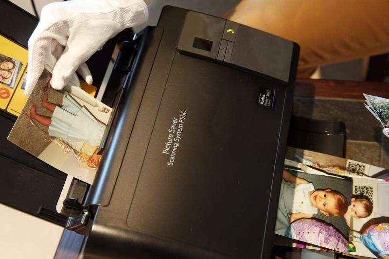 My Biz: Cedar Rapids woman helps customers preserve their photos