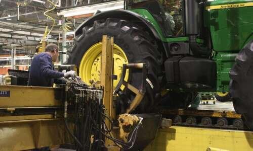 John Deere laying off 460 workers in Waterloo