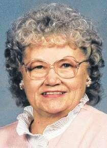 Gloria Mae McCord