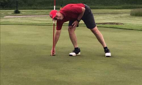 Cedar Rapids golfer relishes 2 holes-in-one in 5 days