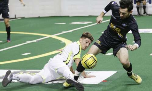 Cedar Rapids Rampage continue rugged stretch with 11-5 loss to…
