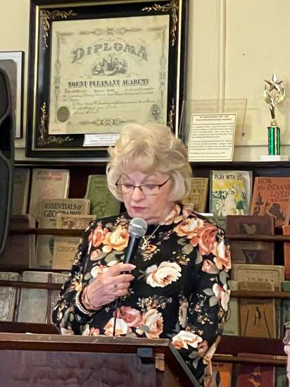 Henry County Heritage Trust hosts Bill Butler Presentation