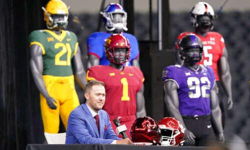 With eye on SEC, Oklahoma, Texas move toward leaving Big…
