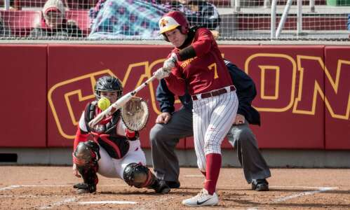 Sami Williams a 'generational talent' for ISU softball