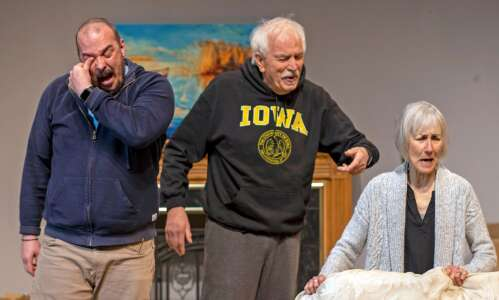 City Circle of Coralville stages 3 comedies for virtual viewing