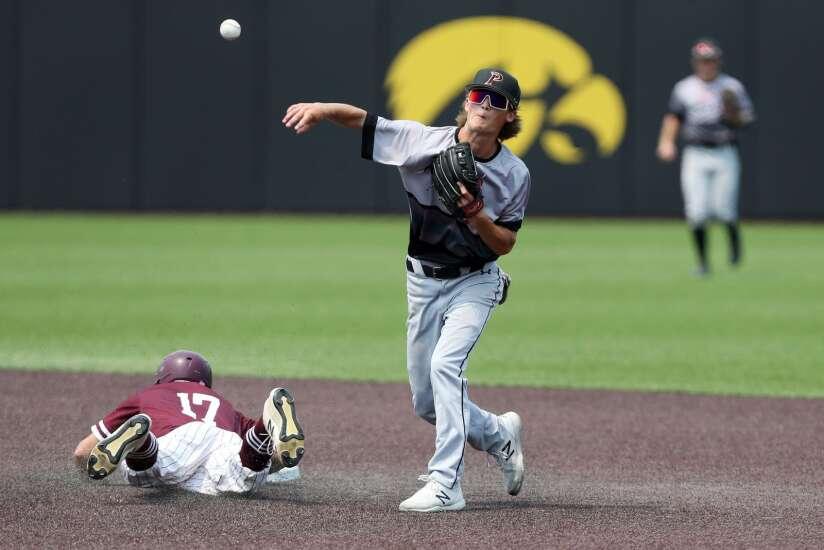 Photos: Cedar Rapids Prairie vs. West Des Moines Dowling, Class 4A Iowa high school state baseball tournament