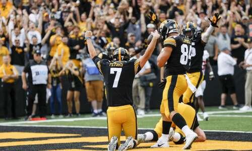 Photos: Iowa football vs. Indiana