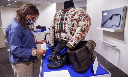Czech & Slovak Museum displays exclusive new Slovakian artifacts