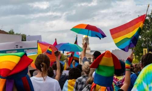Photos: Iowa City Pride 2021