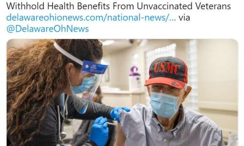 Rep. Mariannette Miller-Meeks retweets fake story about vaccinate mandate