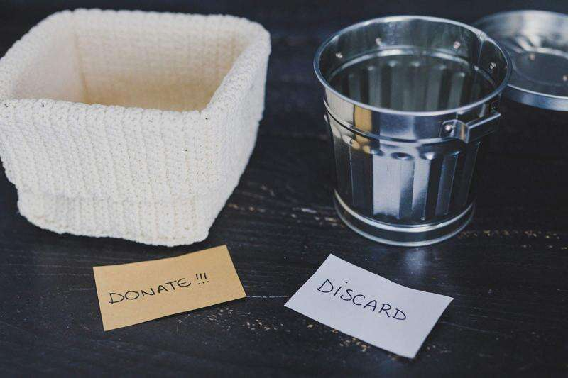 How to purge and repurpose items before holiday overload hits