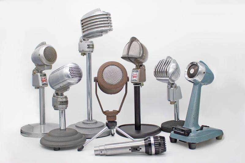 History Happenings: Cedar Rapids company led the way on microphones