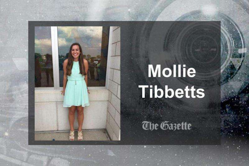 Disappearance of University of Iowa student Mollie Tibbetts remains a mystery