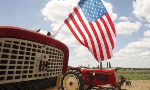Independence Day in Iowa: Are we really free?