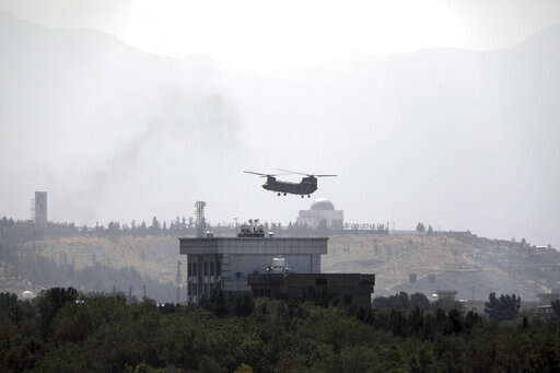Afghan government collapses; president flees country as Taliban sweep into Kabul