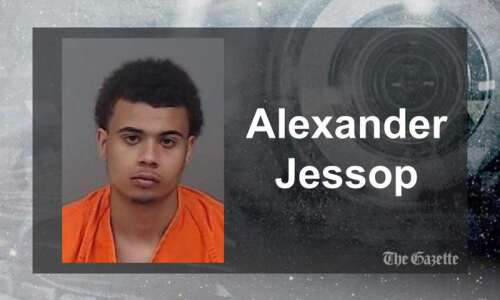 Cedar Rapids police make multiple arrests in Saturday shots fired…