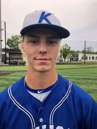 Kirkwood rallies twice to earn district baseball berth