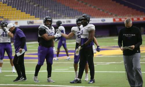 Deep bench a requirement for UNI football in 2020