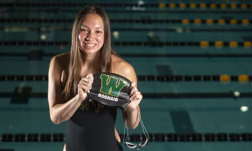Aurora Roghair is the Gazette Female Athlete of the Year