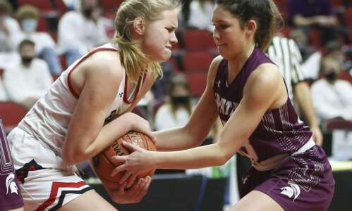 This time, West Branch is sticking around at the girls'…