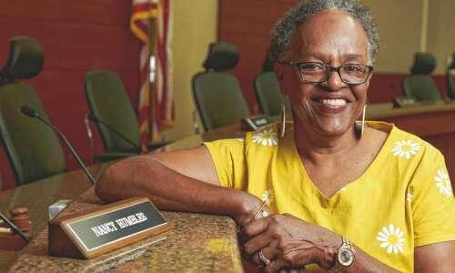 Cedar Rapids school board president has spent her career advocating…