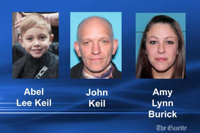(Canceled) Amber Alert issued for abduction of 5-year-old in Jackson County