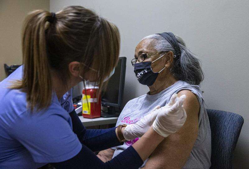 Vaccine barriers persist, especially for Black and Brown Iowans
