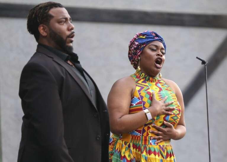 Breaking color barriers in opera