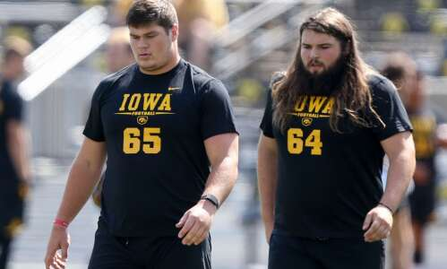 Photos: Iowa vs. Kent State—Iowa Hawkeye football