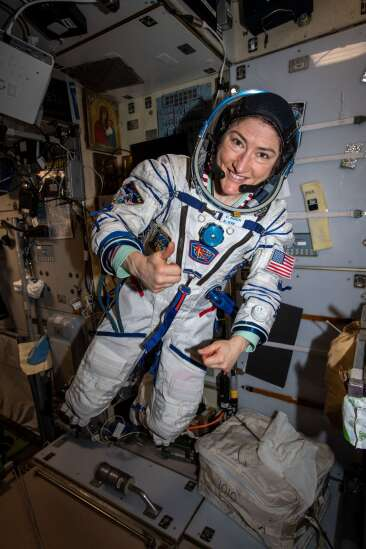 Meet the women who could be the first on the moon