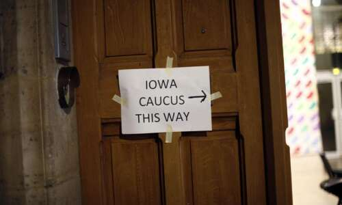 Buttigieg still slightly leading Sanders in partial Iowa results (71…