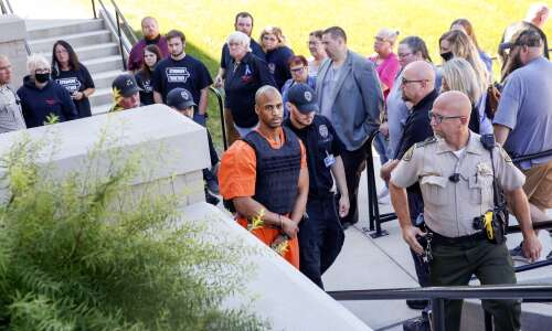 2nd inmate in Anamosa prison slayings gets life without parole