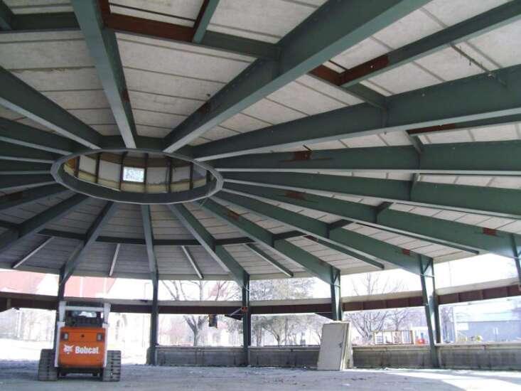 Time Machine: Riverside Roundhouse had good run as Cedar Rapids farmers market, community center