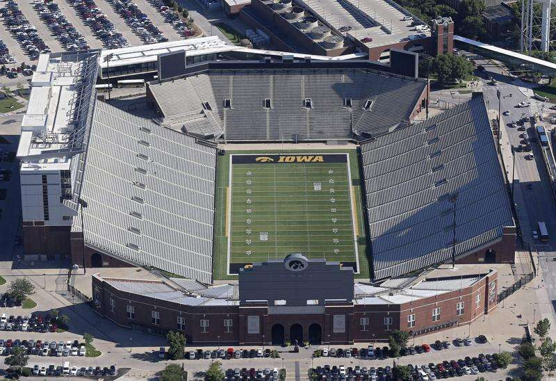 University of Iowa gives athletics $50 million 'loan'
