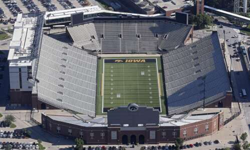 University of Iowa gives athletics $50 million 'loan'