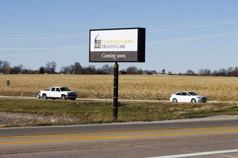 State halts University of Iowa plans for new hospital in North Liberty