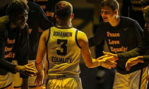 Watch: Bohannon brothers reflect on Jordan's Iowa career, family's basketball…