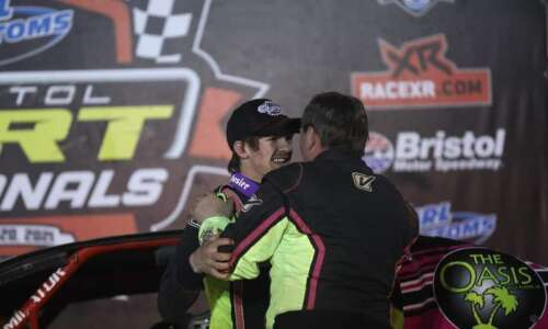 Damon and Dallon Murty have special 1-2 finish at Bristol