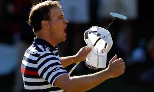 Zach Johnson claims 4th Ryder Cup berth