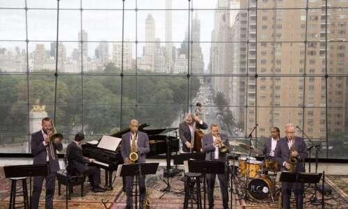 Hancher Online presents new work by jazz musician Wynton Marsalis