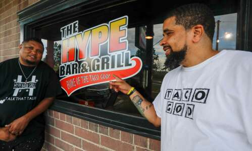 Taco God opens Hype Bar & Grill in Cedar Rapids