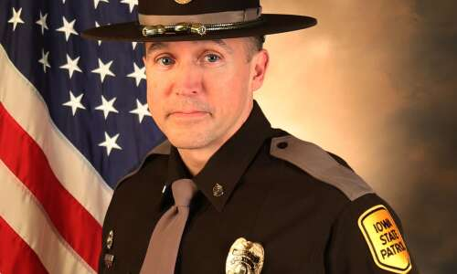 Services set for slain Iowa State Patrol trooper