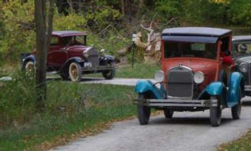 Fall Trail Drive Through is Oct. 17
