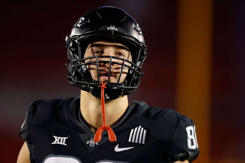 Iowa State football injuries: Cyclones without receiving weapons Charlie Kolar and Sean Shaw against UNI