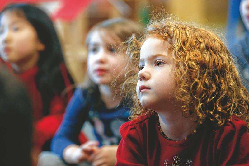 With odd hours and limited spots, who really has access to Iowa's universal preschool program?
