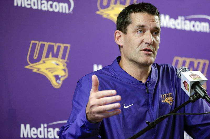UNI men's basketball notes: Details of Ben Jacobson's contract extension, NIL thoughts