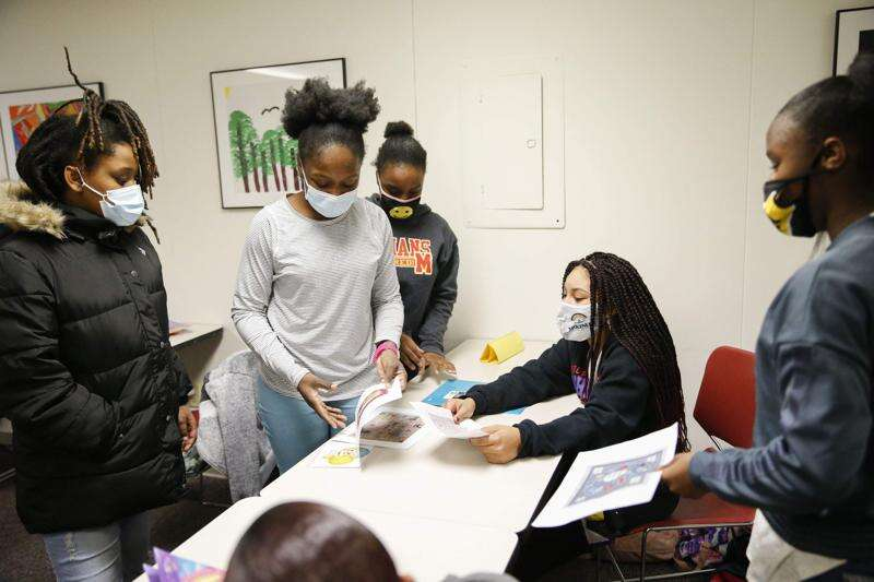 'Saving Our Sisters' program helps build up girls to be future leaders
