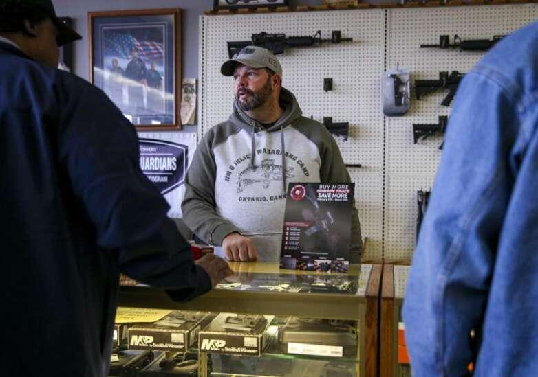 Iowa House panel backs elimination of gun permits